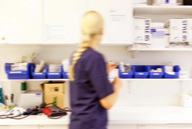 Rekrytering sjuksköterska